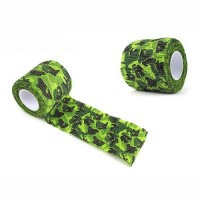 Bandaj elastic Pro Wrap 5cm x 4.5m Camuflaj Army Jungle