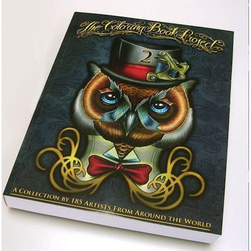 The Coloring Book Project 2nd Edition