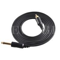 Clipcord RCA Elite 1.5m silicon cablu subtire