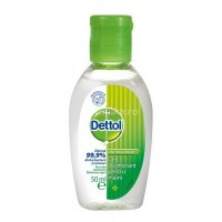 Dettol 50ml Gel antibacterian