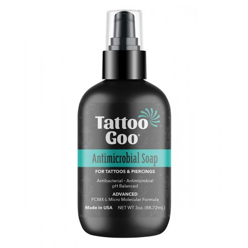 Tattoo Goo sapun antibacterian si antimicrobian 90ml