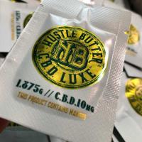 Hustle Butter CBD Luxe plic 1.87g