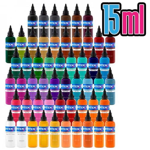Set Intenze 54 culori Basic 15ml
