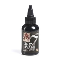 Alla Prima Gray Wash Dark 120ml
