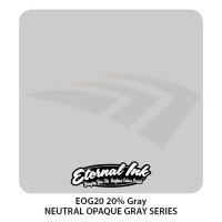 Eternal Opaque Neutral Gray 20 30ml