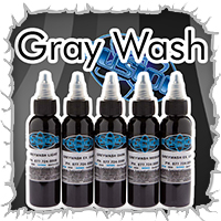 Greywash Fusion Ink