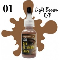 Tus Microblading 01 Light Brown RP 15ml