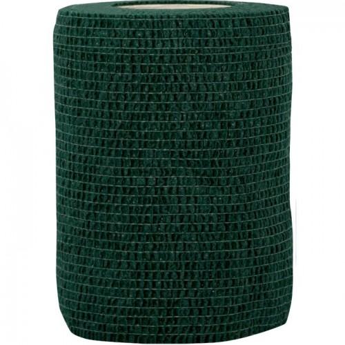 Bandaj elastic Pro Wrap 5cm x 4.5m Verde Inchis