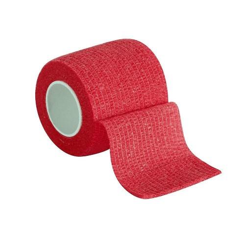 Bandaj elastic Pro Wrap 5cm x 4.5m Rosu