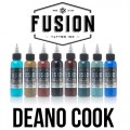 Deano Cook Fusion ink