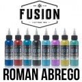 Roman Abrego Fusion Ink