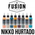 Nikko Hurtado Fusion Ink