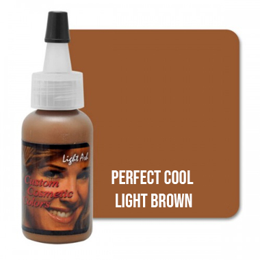 Tus makeup Perfect Cool Light Brown 15ml ( Light Ash)