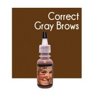 Tus Makeup Correct Gray Brows 15ml