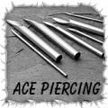 Ace piercing